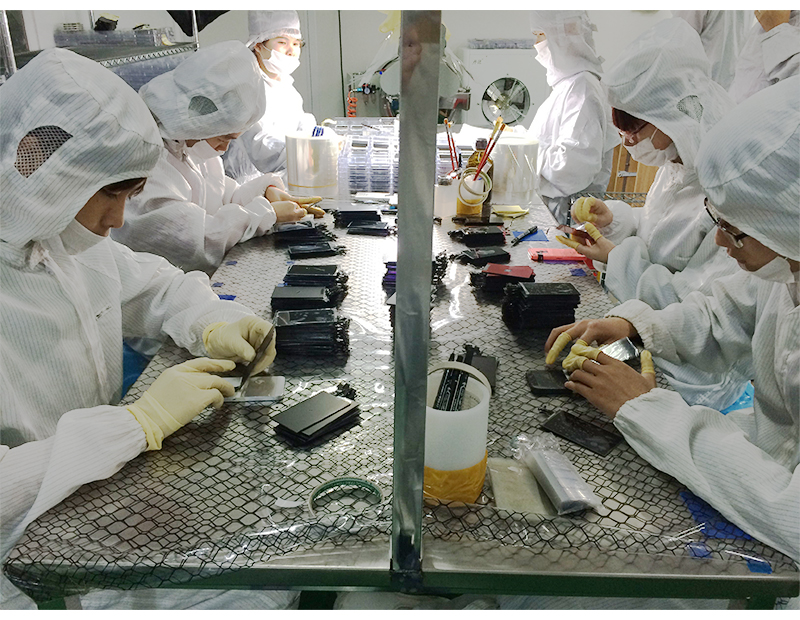 mobile phone lcd factory