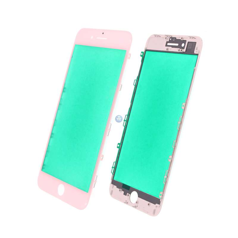 AAA Touch Screen glass lens For iphone 8 Plus LCD