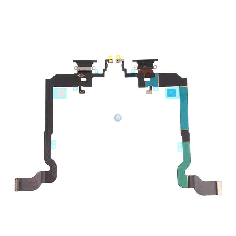 iphone x charging port flex cable