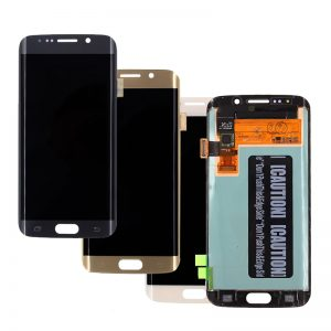 Samsung Galaxy S6 Edge LCD Screen Display Cellphone Parts Wholesale
