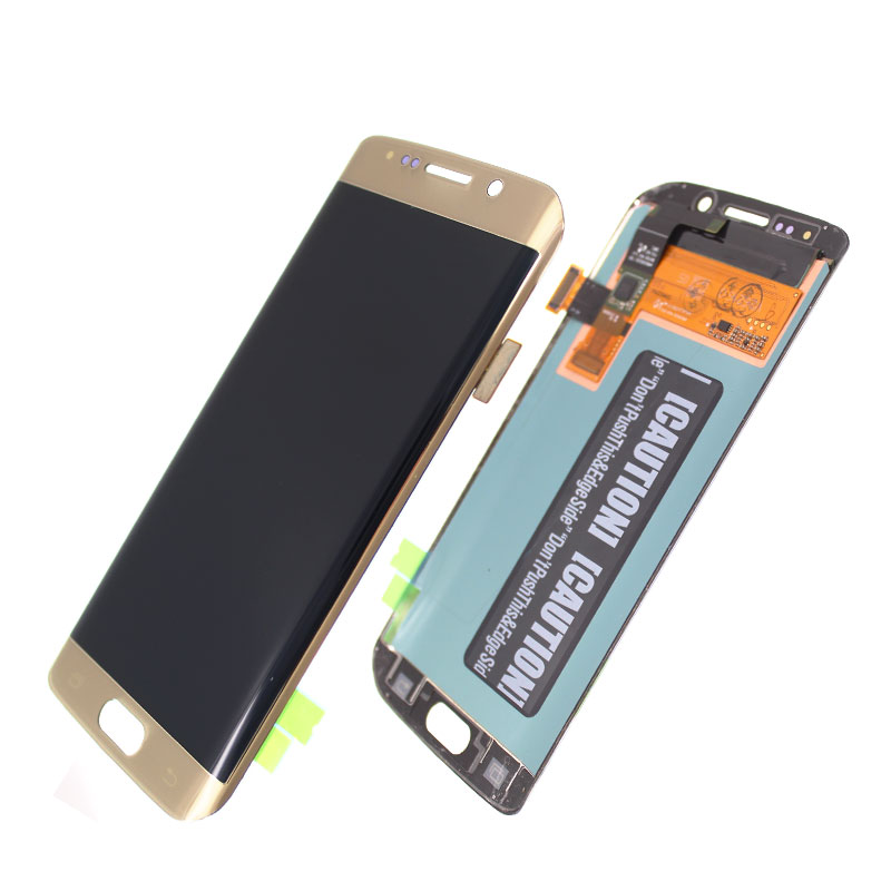 Samsung S6 Edge LCD Display   Cellphone Parts Wholesale   Yezone