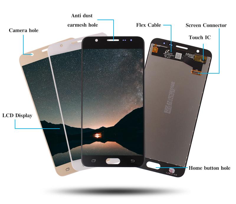 Samsung J7 Prime Screen | Cellphone Parts Wholesale | Yezone