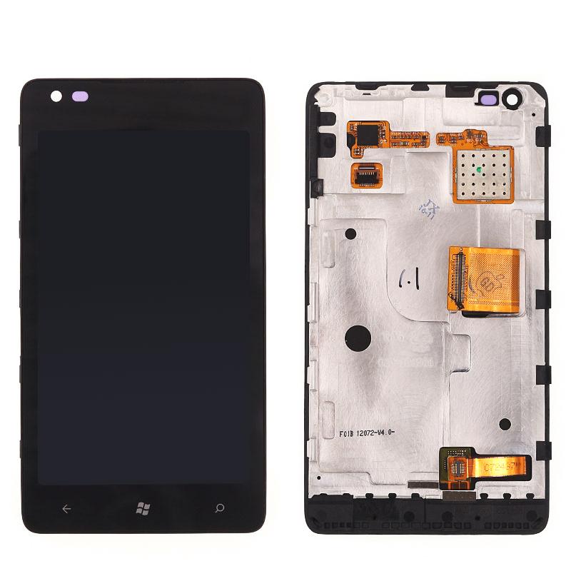 For Nokia Lumia 900 LCD Screen Display