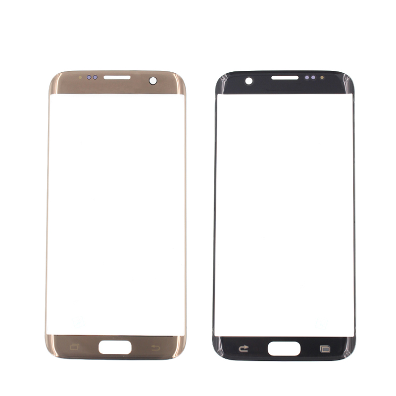 For Samsung Galaxy S7 Edge Front Touch Glass Lens