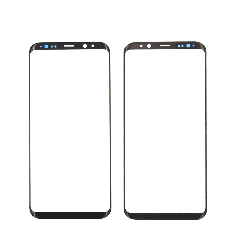 For Samsung Galaxy S8 Plus Front Touch Glass Lens