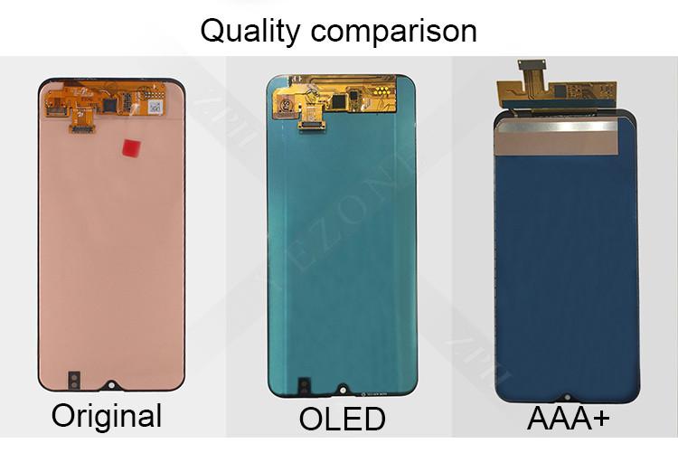 Samsung A Series LCD